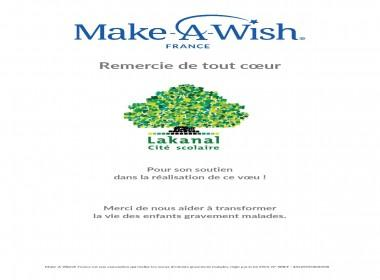 Projet Make a Wish